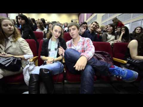 Просто Звягин - Студенческий дебют СГЭУ