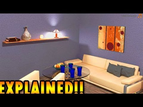 Amusing Sitting Room Escape Walkthrough, Game by Gamershood Games