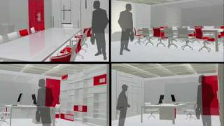 RECORD STORE - Office design 2009