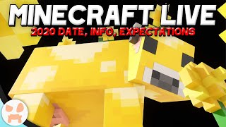 NEW MOB VOTE, UPDATES, & MORE! | Minecraft Live 2020 Reveal