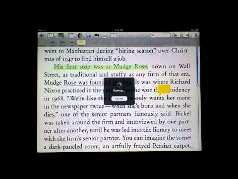 Pdf Reader Pro For Ipad   Ipad 2   Iphone   Ipod Touch Hd video