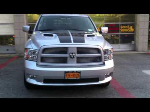 2012 Dodge Ram 1500 HID LIGHTS and STROBE LIGHTS
