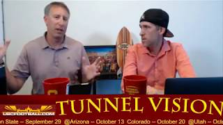Tunnel Vision - USC to face off against UNLV