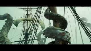 Pirates Des Caraibes 2 - L'Attaque Du Kraken (Scène Culte)