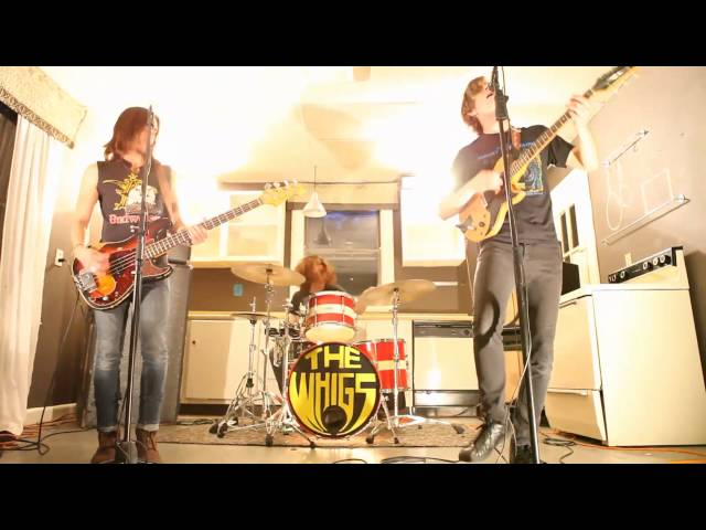 THE WHIGS - SO LONELY