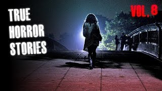 13 TRUE SCARY STORIES [Compilation Vol.8]