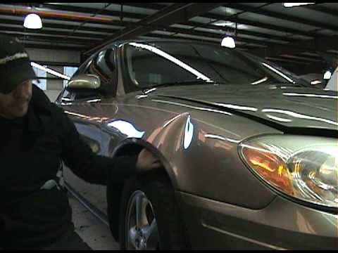 Paintless Dent Removal with Central Florida Dent Repair 1