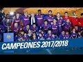 FC Barcelona - Campeón LaLiga Santander 2017/2018 MP3