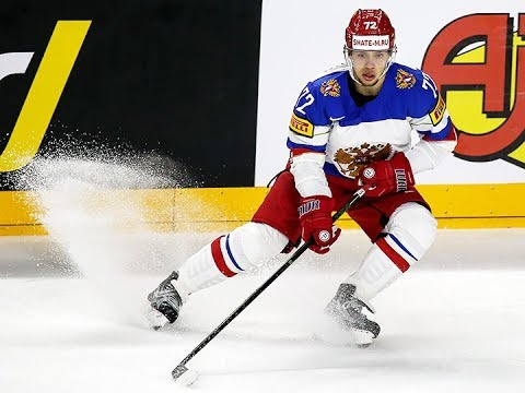 Артемий Панарин.Все очки на ЧМ 2017. Artemi Panarin. All points earned at the 2017 World Cup
