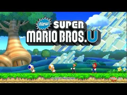 New Super Mario Bros. U - Episode 1