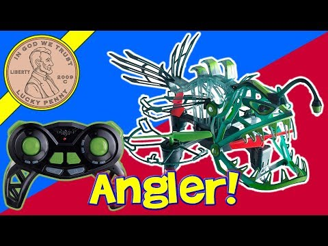 Drone Force RC Creature Drones - Angular Attack & Vulture Strike Kids Toy Review