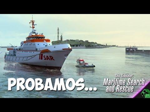 Probamos... - Ship Simulator Maritime Search and Rescue - Español
