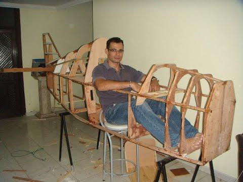 Construindo um ultraleve PIK-26 MINI SYTKY em Recife - Parte 1