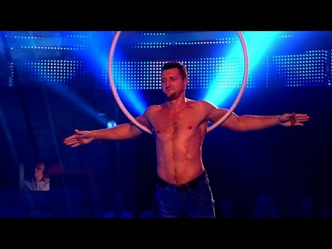 Carl Froch's Performance to 'I Just Wanna Make Love To You' - Tumble: Episode 1 - BBC