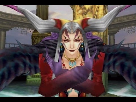 FINAL FANTASY VIII Final Boss Battle Ultimecia Part 1 of 2
