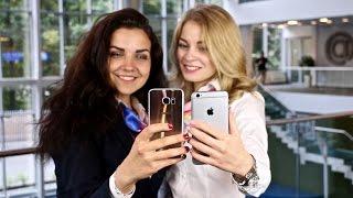 Samsung Galaxy S7 edge против iPhone 6S Plus. Какой флагман круче?