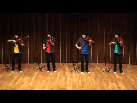 Super Smash Bros Medley - String Cover