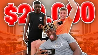 SIDEMEN $20,000 VS $200 HOLIDAY (ORANGE TEAM EXTENDED CUT)