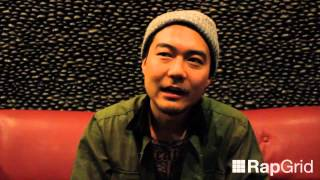Dumbfoundead On Future Battles With Conceited, Soul Khan, & Charlie Clips | Rap Grid Interview