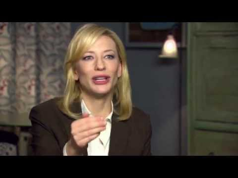 "Cinderella: Cate Blanchett ""Stepmother"" First Official Movie Interview"