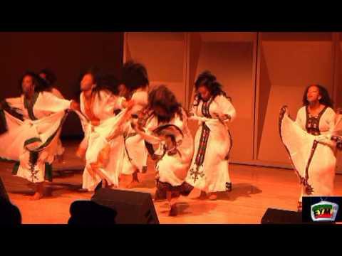 Afro-Caribbean Night at UW  - Part II (Ethiopian Dance)