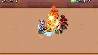 Avatar - The Last Airbender - The Burning Earth (GBA) - Vizzed.com GamePlay Mynamescox44 Part 1