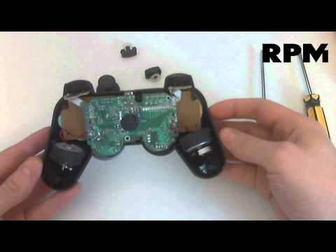 Tutorial: Cómo Reparar DualShock. mando PlayStation  (PS3. PS2. PS1)