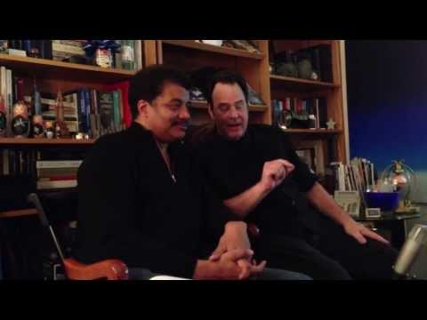 Telling Ghost Stories with Neil deGrasse Tyson and Dan Aykroyd