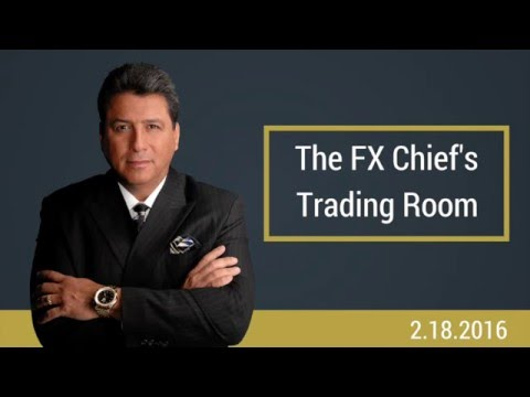 The FX Chief's Trading Room EUR/USD -- Optimal Forex Trades 2/12/2016