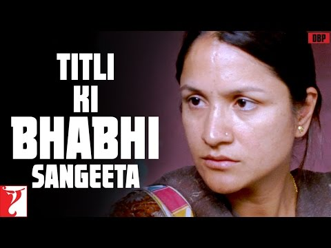 Meri Bhabhi Sangeeta - Thodi Ladaaki Hai, Par Full Pativrata - Titli