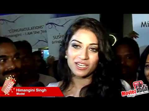 Himangini Singh Yadu Talks After Winning Title | Miss Asia Pacific World 2012