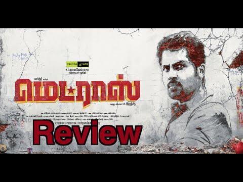 Madras Movie Review - Karthi, Catherine Tresa