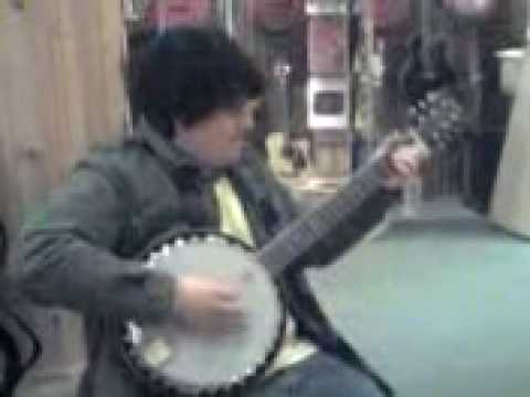 mother fucking banjo