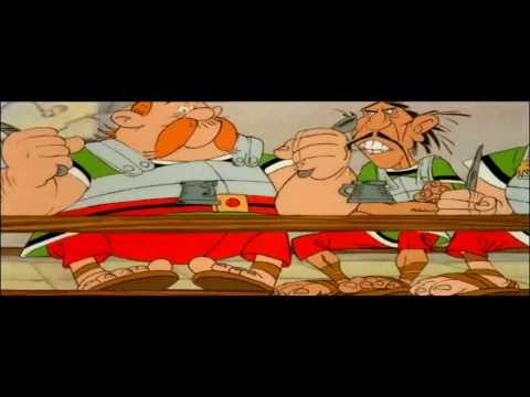 Asteriks protiv Cezara 4.deo