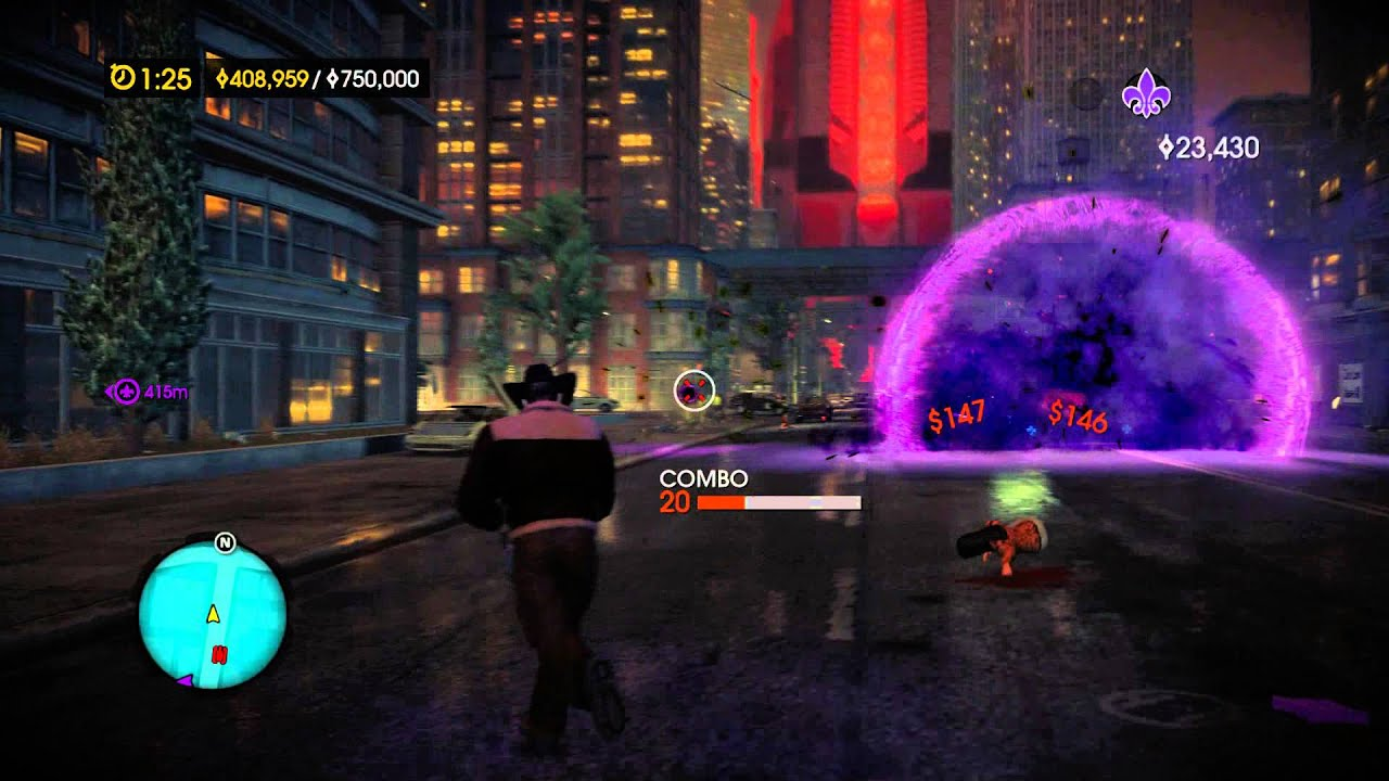 Black Hole Movie Guns Saints Row 4 Black Hole Gun