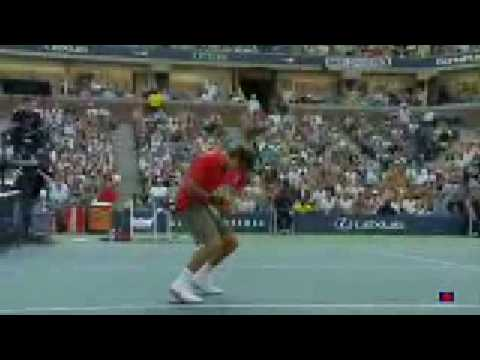 Roger Federer - Impossible is Nothing Video
