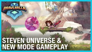 Brawlhalla: Steven Universe Bubble Tag Mode Gameplay | Ubisoft [NA]