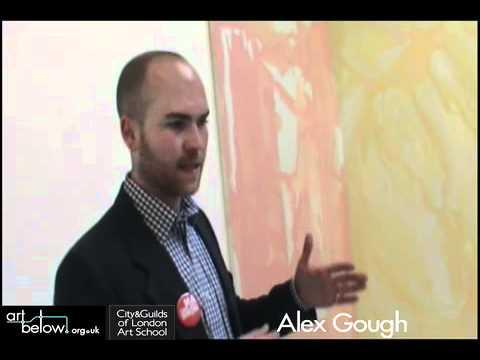 Alex Gough, MA SHOW, City and Guilds of London Art School, 2011