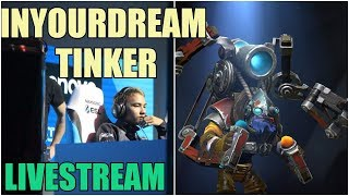 inyourdreaM Tinker Stream Moments and Highlights #1 - 9k INDONESIA PRIDE