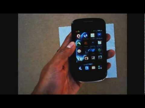Zte V791 un Android Bueno Bonito y Barato