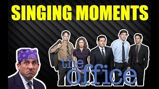 The Office US - Best Musical Moments Part 1