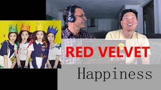 Red Velvet - Happiness - Reaction