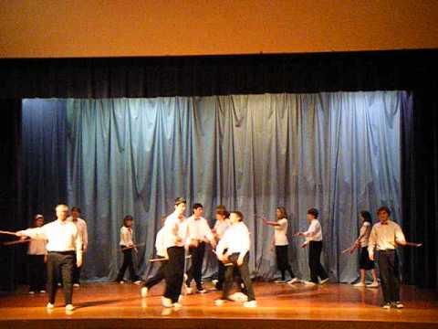 Aurora Waldorf School Class of 2009 8th Grade Eurythmy Performance - 12/19/2012