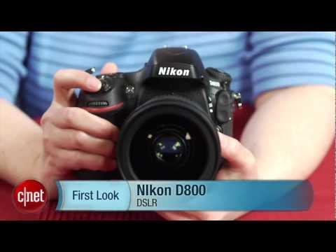 First Look: NIkon D800