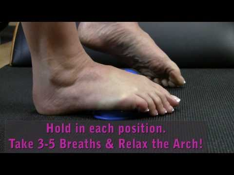 Foot Savers: Exercise to Relieve Foot Muscle Stress