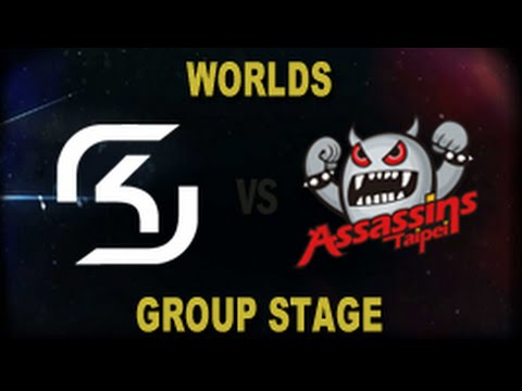 SK vs TPA - 2014 World Championship Groups A and B D3G6