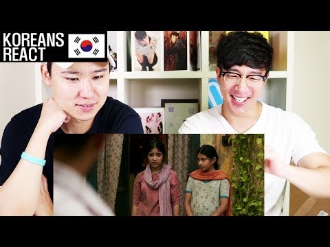 DANGAL Trailer Reaction by KOREANS! thumbnail