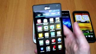 Super Smartphone Showdown (3/6): One X vs Galaxy S III vs Xperia S vs Droid Razr vs Optimus 4X HD