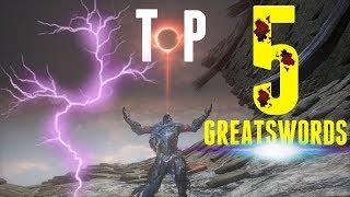 Dark Souls 3 - Top 5 Greatswords