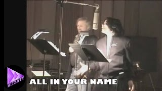 Barry Gibb / Michael Jackson : All In Your Name [Arabic Subtitles] مترجم عربي